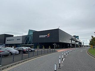 Shannon Airport International airport in western Ireland