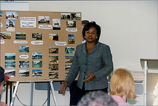 Sharon Sayles Belton American community leader, politician and activist