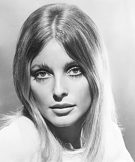 Sharon Tate American actor, model, and murder victim