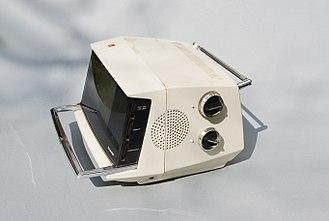 Sharp Corporation - Sharp portable TV