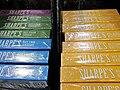 Sharpe TV series box sets.JPG