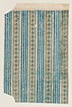 Sheet with four borders with a striped and abstract pattern Met DP886741.jpg