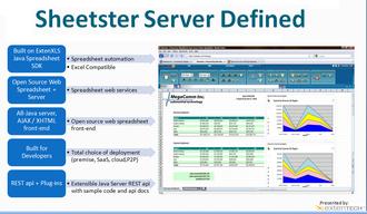 Sheetster - Sheetster Server Defined