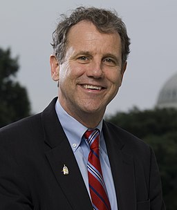 Sherrod Brown official photo 2009 (cropped)