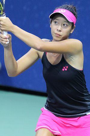 Ena Shibahara - Shibahara at the  2016 US Open