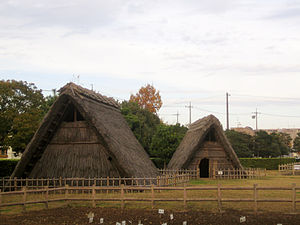 Shijimizuka site - Shimijizuka restored houses
