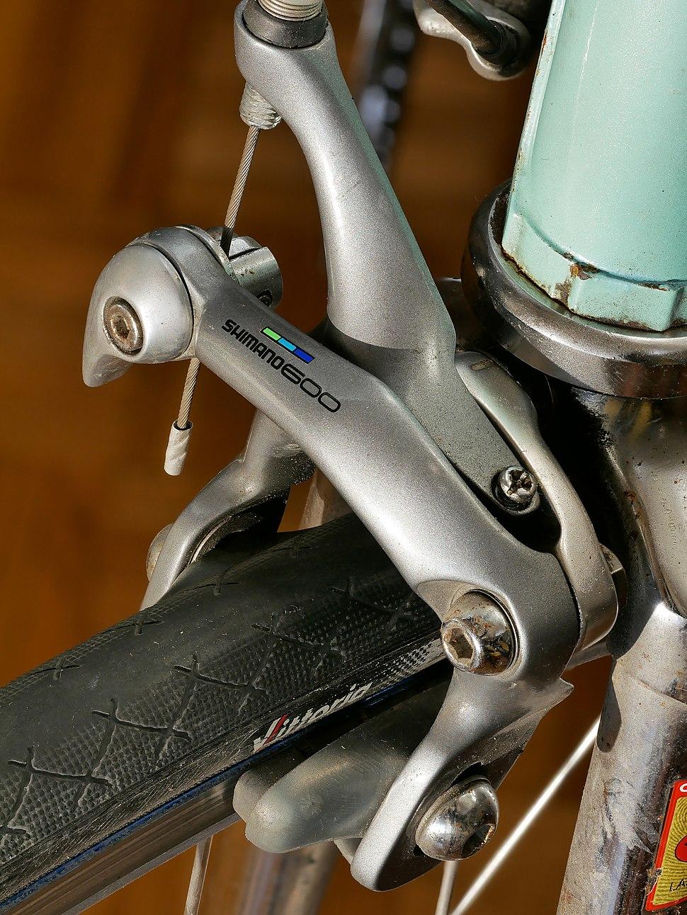 Shimano 600 Tricolor brake caliper (Shimano Ultegra 6400)