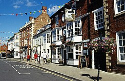 High Street i Shipston-on-Stour
