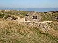 Shooting Hut on Kettlepot Gill - geograph.org.uk - 421720.jpg
