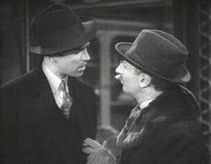 Felix Bressart - Bressart with James Stewart in The Shop Around the Corner (1940)