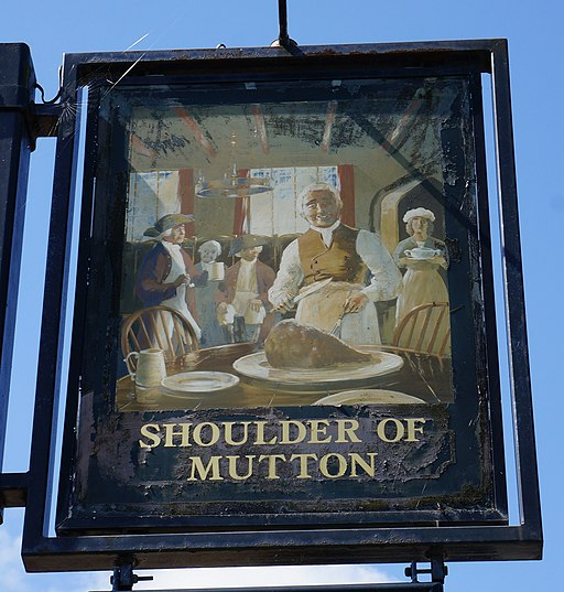 Shoulder of Mutton, Heworth Green, York (geograph 4087391)