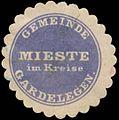 Siegelmarke Gemeinde Mieste W0343135.jpg