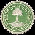 Siegelmarke Gemeinde Vorstand Lindenberg W0354837.jpg