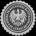 Siegelmarke Königl. Pr. Regierungs-Hauptkasse zu Lüneburg W0323441.jpg