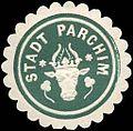 Siegelmarke Stadt Parchim W0209558.jpg