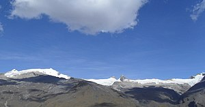 Arauca Department - Image: Sierra nevada Guican