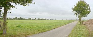 Battle of Sievershausen - The battlefield today