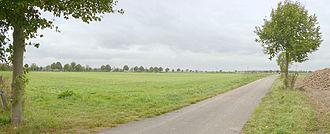 Battle of Sievershausen - The battlefield today