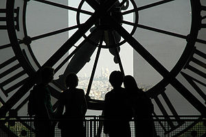 Silhouette d'Orsay