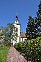 Fil:Siljansnäs kyrka, maj 2018 02.jpg