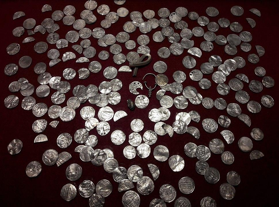 Silver hoard from Lublin-Czechów