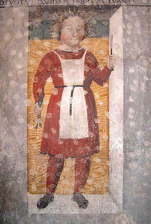 Simon of Trent - Image: Simonino Bienno 2