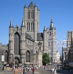Saint Nicholas' Church, Ghent - St. Nicholas' Church