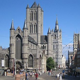 Saint Nicholas' Church, Ghent - St. Nicholas' Church