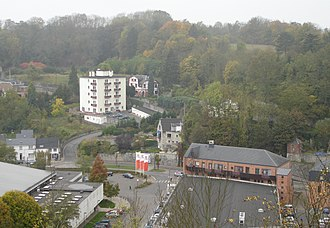 Saint-Servais, Belgium - View of Saint-Servais