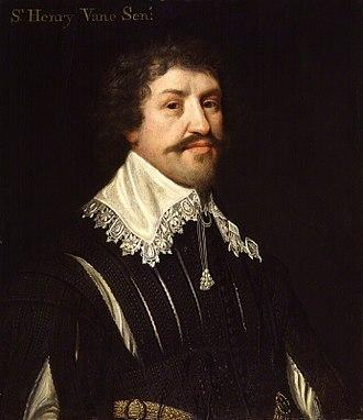 Henry Vane the Elder - Sir Henry Vane