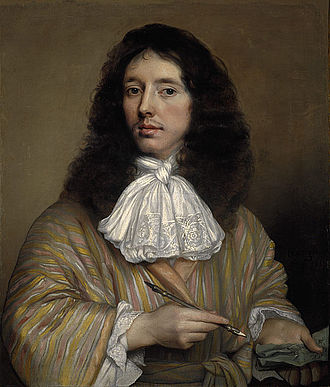 William Bruce (architect) - Painting of Bruce by John Michael Wright, c. 1664