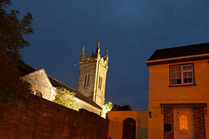 Sixmilebridge - Former Anglican parish church