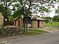 Slaidburn public toilets and car park - geograph.org.uk - 1953253.jpg