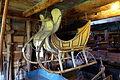 Sleigh, ornate Albany Cutter, seats 2 - Hadley Farm Museum - DSC07734.JPG