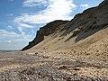 Sliding cliffs at West Runton - geograph.org.uk - 1479121.jpg