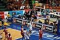Slovenia - Croatia at Eurobasket 2009 5.jpg