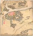 Smålenenes amt nr 67- Kart over Fredrikstad og dens Værker, 1760.jpg
