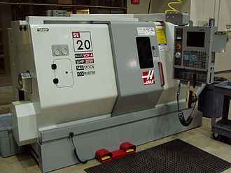 Haas Automation - Small CNC Turning Center
