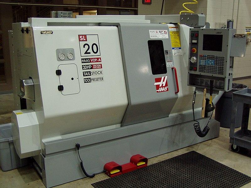 small CNC