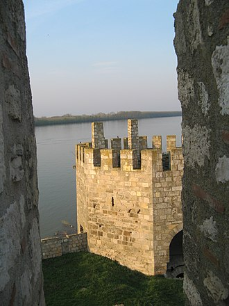 Stephen Tomašević of Bosnia - The acquisition of the Smederevo Fortress in 1459 was an important but short-lived success