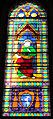 Smn, navata, vetrata con stemma corbinelli.JPG