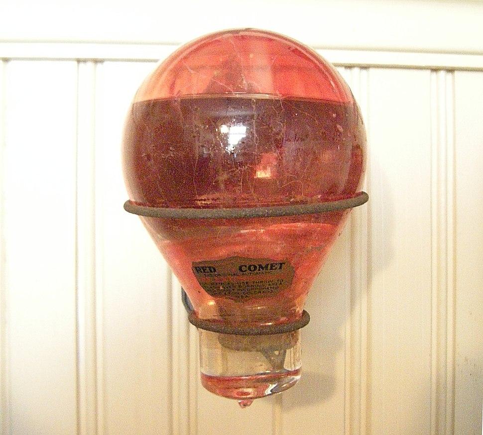 Snohomish - Blackman House Museum - Comet fire extinguisher 02A