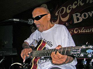 Snooks Eaglin American musician