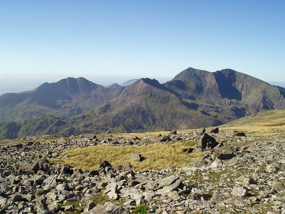 Visit Snowdonia - Snowdon Walks - 6 Routes