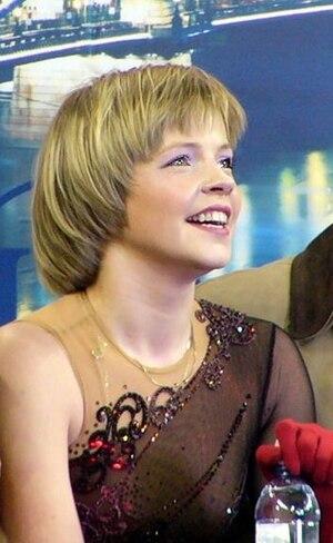 Elena Sokolova - Sokolova at the 2004 European Championships