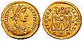 Solidus Valentinian II trier RIC 090a.jpg