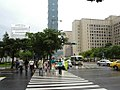 Songzhi Road near Taipei City Hall 20060604.jpg