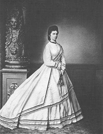 Edgar Hanfstaengl - Sophie Charlotte in Bavaria.