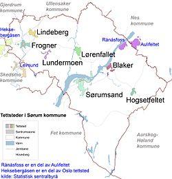 kart over frogner Frogner (Sørum) – Wikipedia kart over frogner