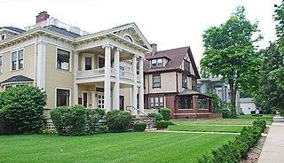 South Street Historic District (Kalamazoo, Michigan)